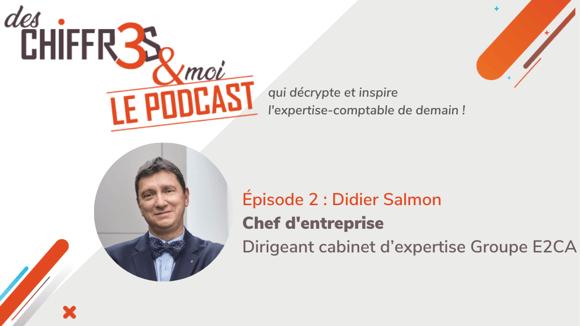 Podcast DES CHIFFRES & moi - les métiers de demain !
