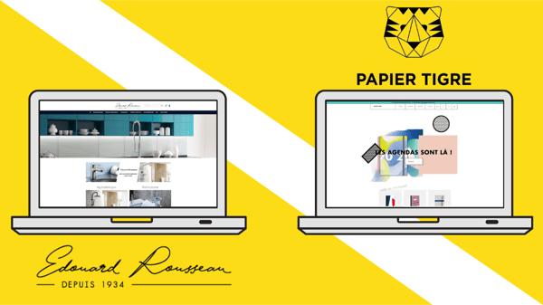 Exemple de site de vente en ligne