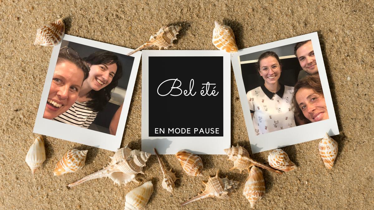 Petite pause sur le blog - featured image