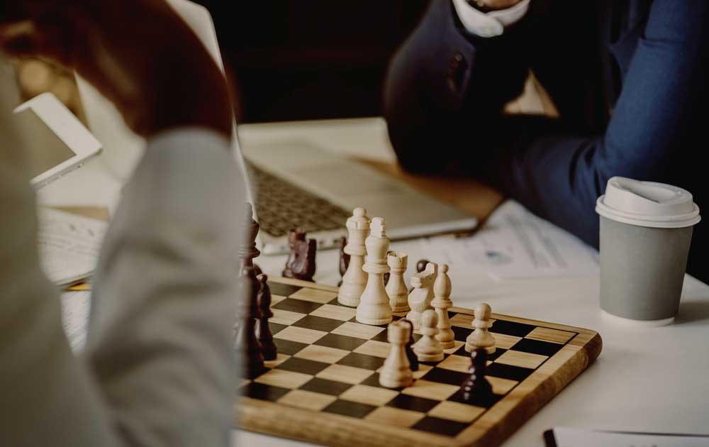 La stratégie du cabinet 2/2 - featured image